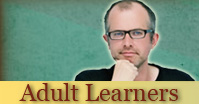 view adult learner content